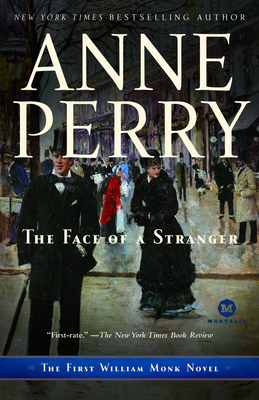 The Face of a Stranger Cover