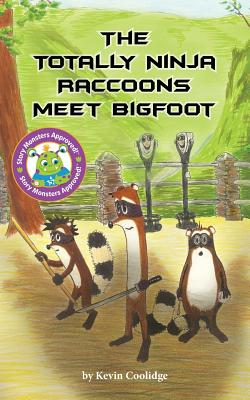 The Totally Ninja Raccoons Meet Bigfoot Cover Image