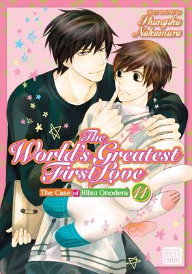 Cover for The World's Greatest First Love, Vol. 11 (The World's Greatest First Love #11)