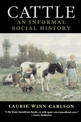 Cattle: An Informal Social History Cover Image