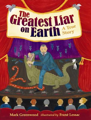 The Greatest Liar on Earth Cover