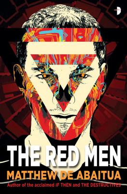 Cover for The Red Men (The Seizure Trilogy #1)