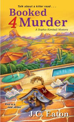 Booked 4 Murder (Sophie Kimball Mystery #1) Cover Image