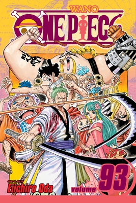 One Piece, Vol. 93 Cover Image