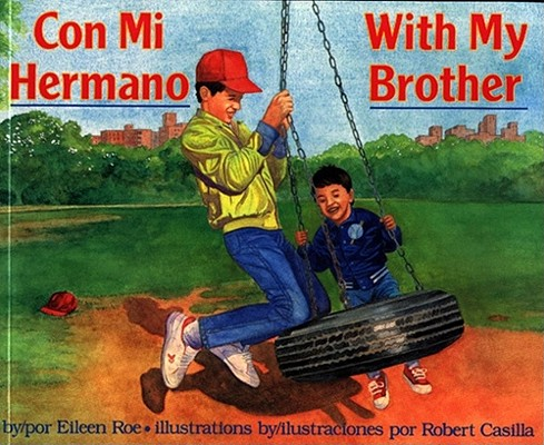 Con Mi Hermano/With My Brother Cover Image