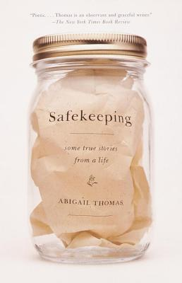 Safekeeping: Some True Stories from a Life Cover Image