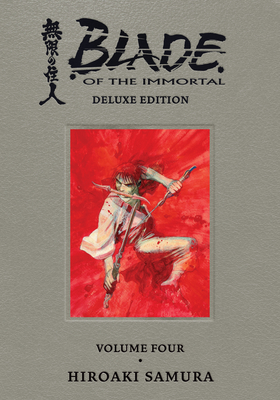Blade of the Immortal Deluxe Volume 4 Cover Image