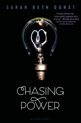 Chasing Power Cover
