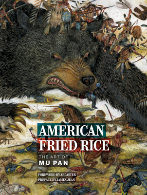 American Fried Rice: The Art of Mu Pan Cover Image