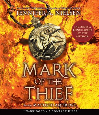 Mark of the Thief (Mark of the Thief #1) Cover