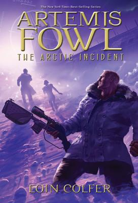 The Arctic Incident Cover