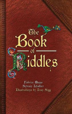 Book of Riddles Cover Image