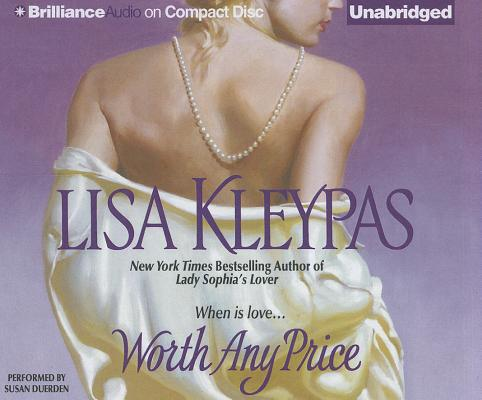 Cover for Worth Any Price