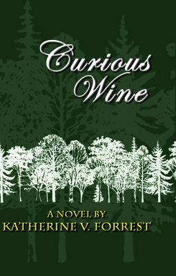 Curious Wine Cover Image
