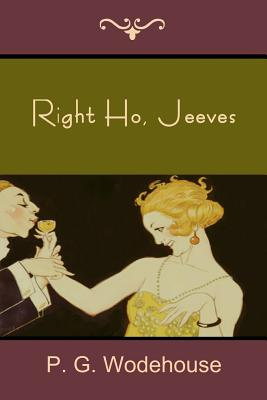 Right Ho, Jeeves cover