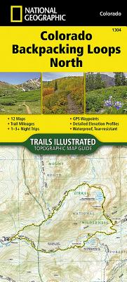 Colorado Backpack Loops North Cover Image