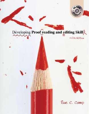 Developing Proofreading and Editing Skills [With CDROM] Cover Image
