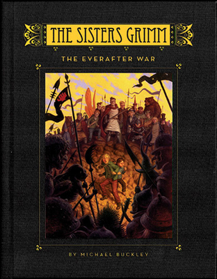 The Everafter War Cover