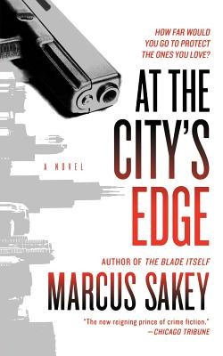 At the City's Edge Cover