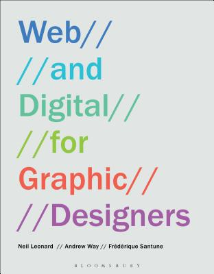 Web and Digital for Graphic Designers Cover Image