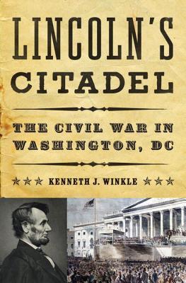 Lincoln's Citadel Cover
