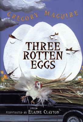 Three Rotten Eggs Cover
