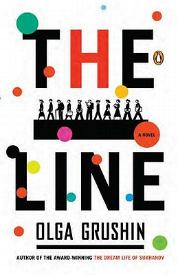 The Line: A Novel Cover Image