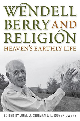 Cover for Wendell Berry and Religion