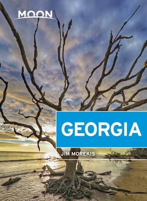 Moon Georgia (Travel Guide) Cover Image