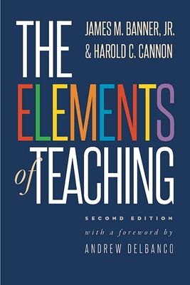 Cover for The Elements of Teaching