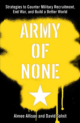 Army of None Cover