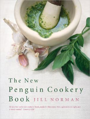 The New Penguin Cookery Book Cover Image