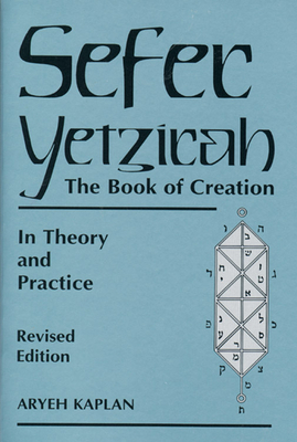 Sefer Yetzirah: The Book of Creation Cover Image