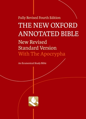 Cover for New Oxford Annotated Bible-NRSV