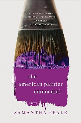The American Painter Emma Dial Cover