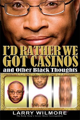 I'd Rather We Got Casinos Cover