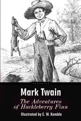The Adventures of Huckleberry Finn: Illustrated Cover Image