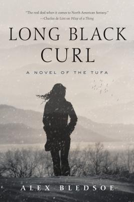 Long Black Curl Cover Image