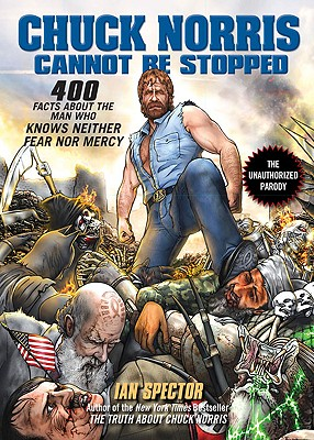 Chuck Norris Cannot Be Stopped Cover