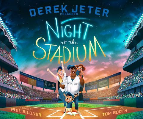 Derek Jeter Presents Night at the Stadium (Jeter Publishing) Cover Image