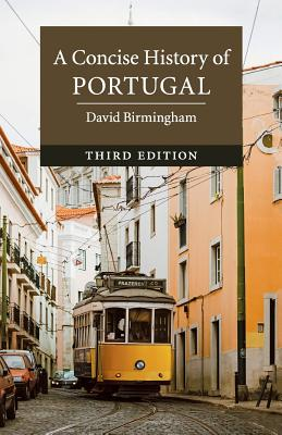 A Concise History of Portugal (Cambridge Concise Histories) Cover Image