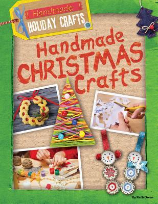 Handmade Christmas Crafts (Handmade Holiday Crafts) Cover Image
