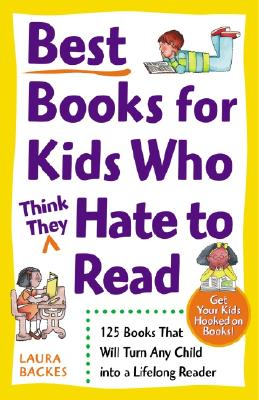 Best Books for Kids Who (Think They) Hate to Read Cover