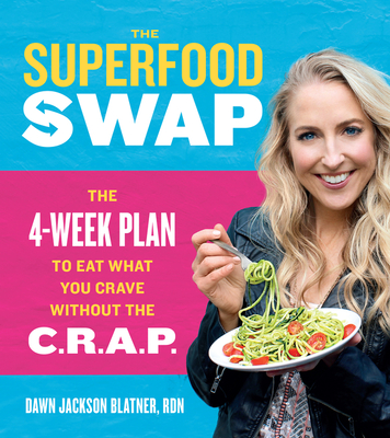 The Superfood Swap Cover