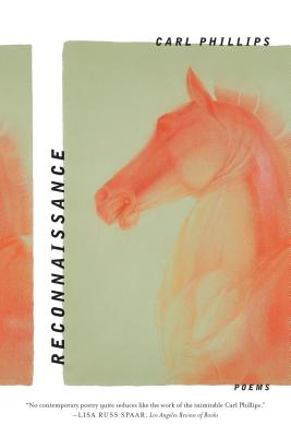 Reconnaissance: Poems Cover Image