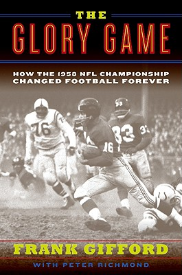 The Glory Game Cover