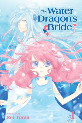 Cover for The Water Dragon's Bride, Vol. 1 (The Water Dragon's Bride)