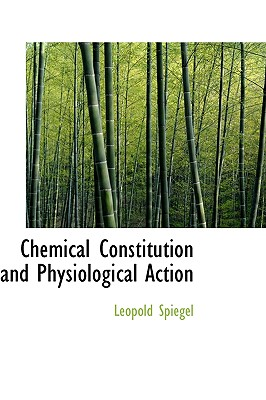 Chemical Constitution and Physiological Action Cover Image