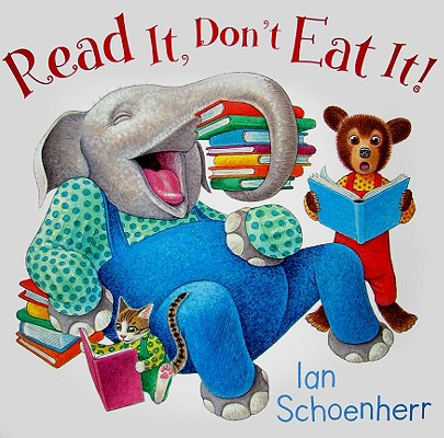 Read It, Don't Eat It! Cover