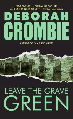 Leave the Grave Green Cover Image